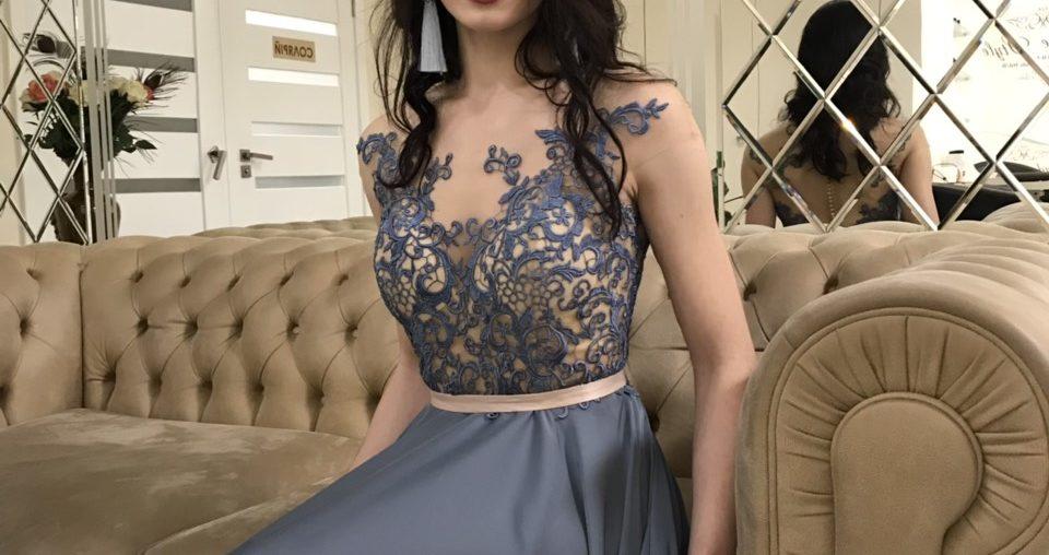 Сірі сукні