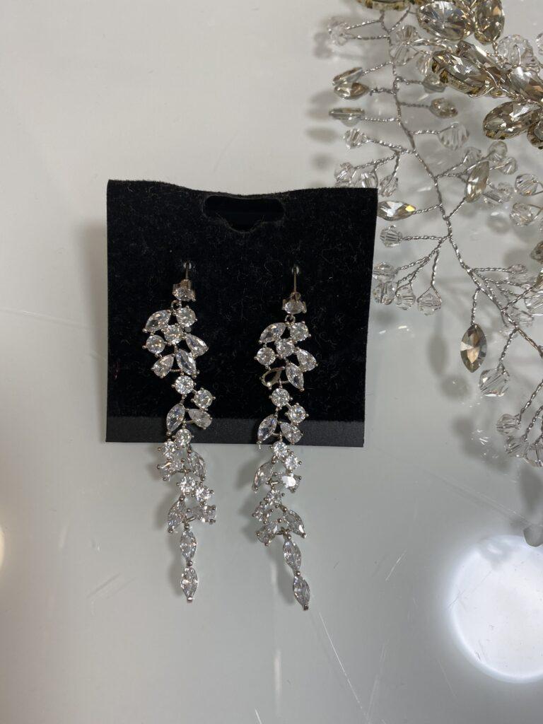[:uk]сережки для нареченої, кульчики для нареченої, біжутерія для нареченої[:]