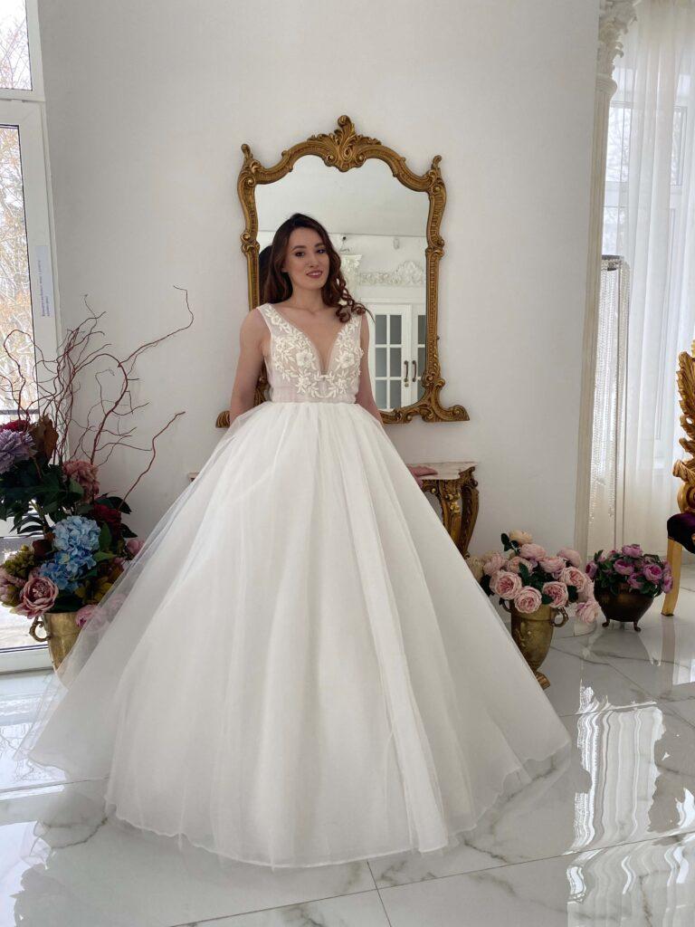 пишна весільна сукня у тернополі