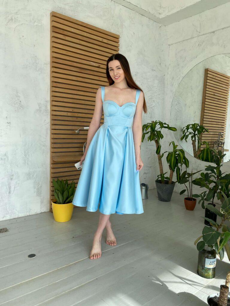 коктейльні сукні, коктейльні плаття, короткі сукні Львів